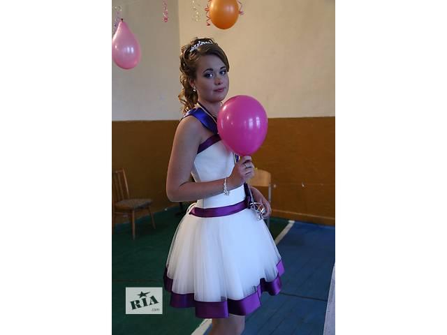 Выпускное платье- объявление о продаже  в Львове