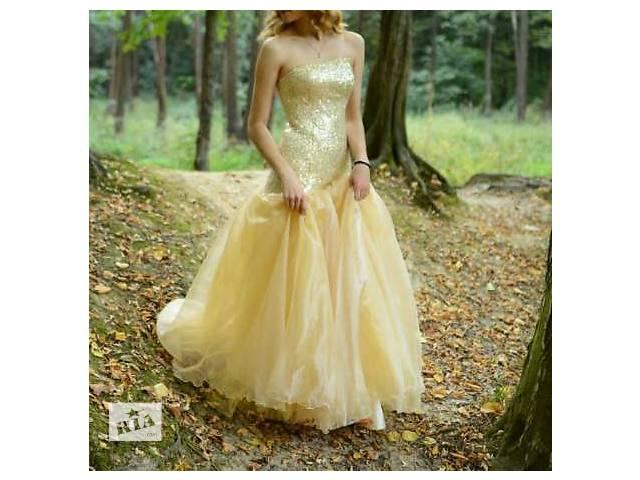 продам Выпускное или вечернее платье бу в Виннице