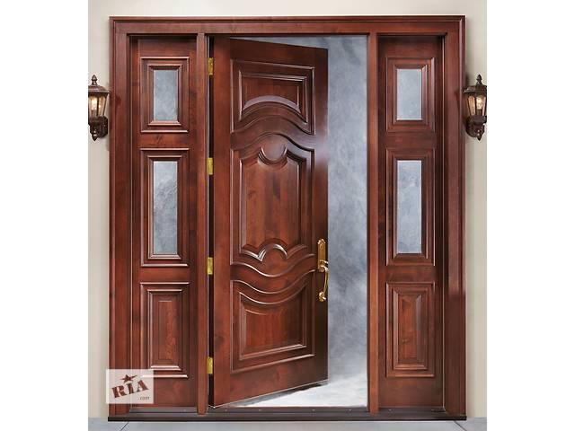 купить бу Производим двери из массива,на заказ.Даем гарантию качества. в Черновцах