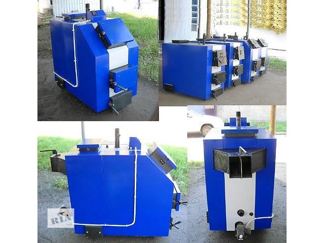 продам Виробляємо водогрійні опалювальні котли на твердому паливі. бу в Полтаве
