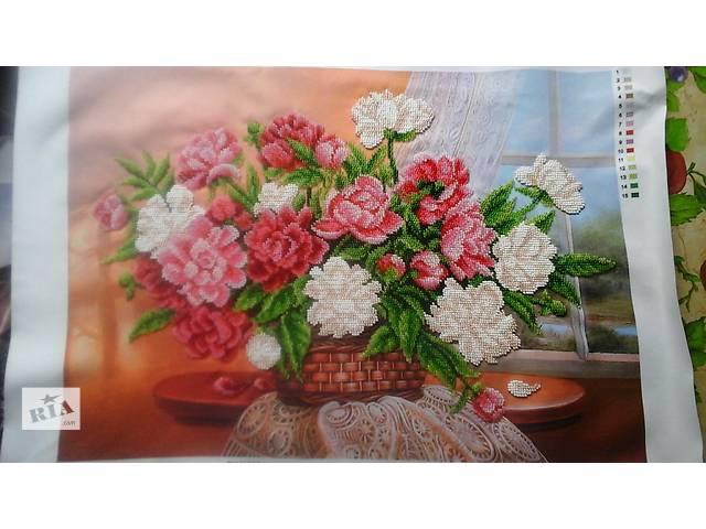 Вишита картина чеським бісером- объявление о продаже  в Днепре (Днепропетровск)
