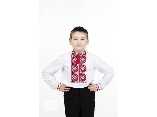 Вышитая одежда для мальчиков- объявление о продаже  в Харькове