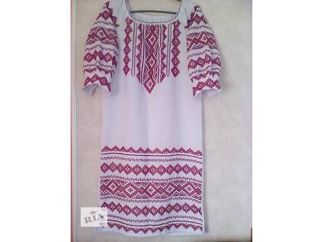 купить бу Вышитое платье (ручная работа). 750 грн. в Коломые