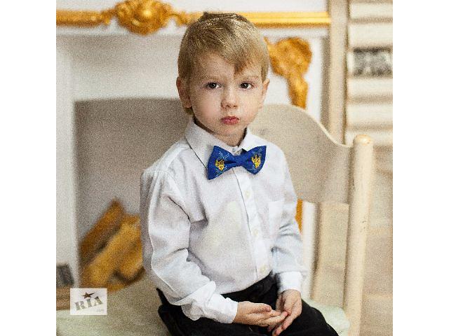 Вышитые бабочки-галстуки оптом  - объявление о продаже  в Львове