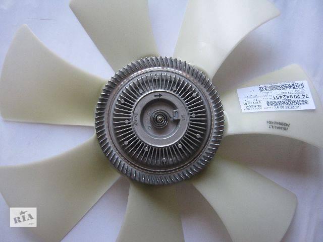 купить бу Вискомуфта/крыльчатка вентилятора Renault Mascott в Ковеле