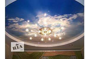 Новые Натяжные потолки DELFA