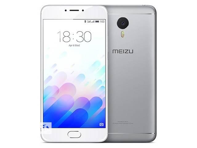 продам Оригинальный Meizu M3 16 GB 8 ядер, 13 Мп, 5 дюймов.  бу в Харькове