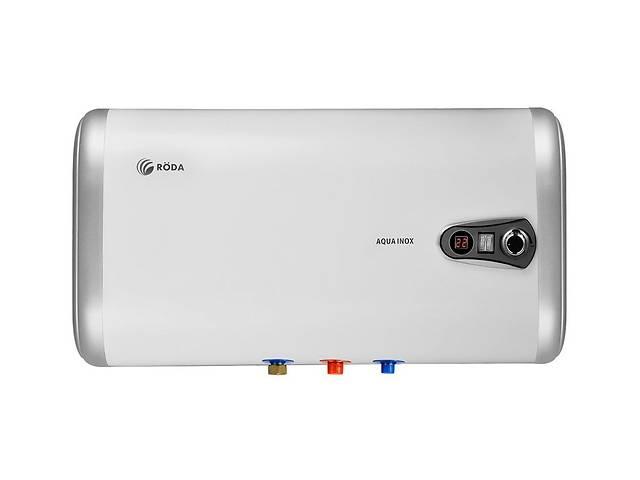 продам Высококлассный горизонтальный водонагреватель электрический RODA Aqua INOX 50 Н бу в Харькове