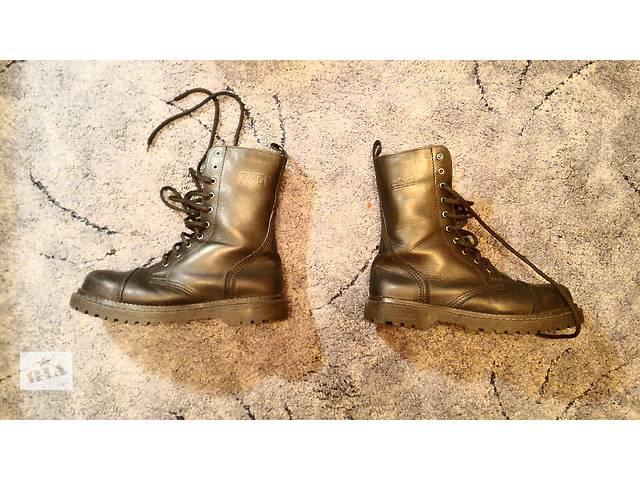 Высокие ботинки ( скинхеды ) - объявление о продаже  в Киеве