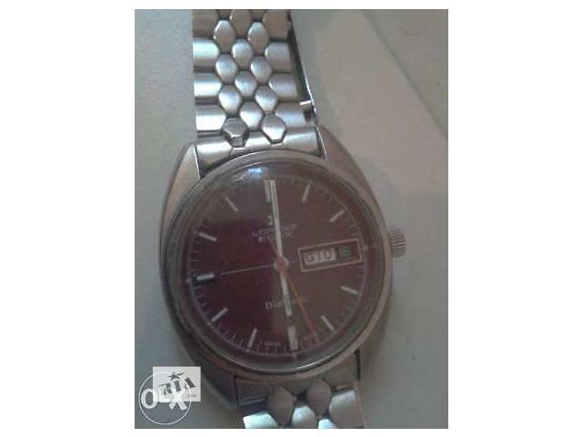 витражные часы edox- объявление о продаже  в Донецке