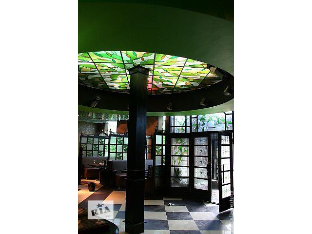 продам Витражи художественные в потолок подсветка на заказ тиффани бу в Симферополе