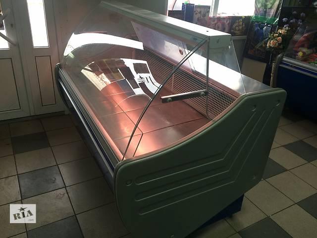 продам Витрина холодильная б/у Технохолод Флорида бу  в Украине