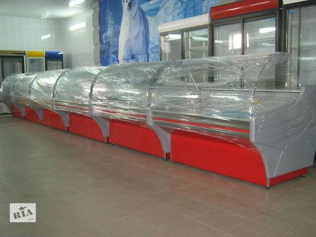 бу витрина холодильная, шкаф холодильный, ларь морозильный в Запорожье
