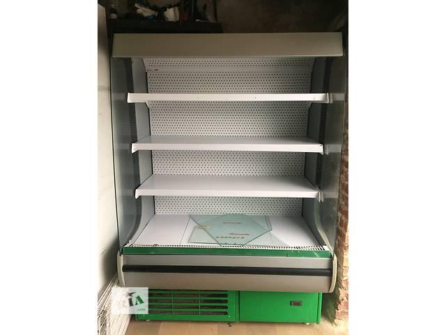 купить бу Витрина регал (горка) холодильная Росс б/у в Киеве