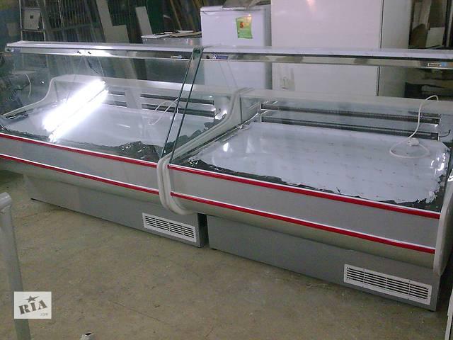 продам Витрина с товарным запасом 1.2/1.1м новый бу в Чернигове