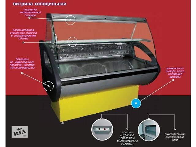 Витрина холодильная Rimini 1 метр- объявление о продаже   в Украине