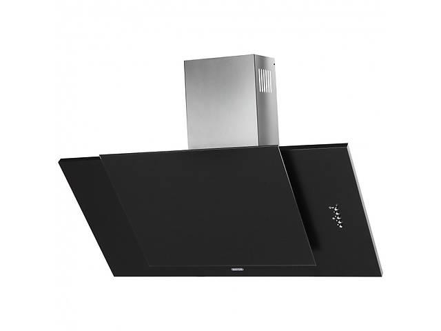 купить бу Вытяжка кухонная ELEYUS Titan А 750 90 черная белая беж и нержавейка+стекло черное в Киеве