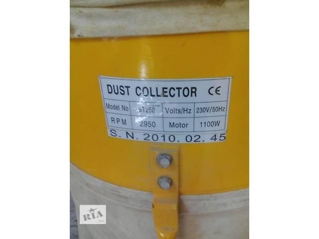 купить бу Вытяжная установка FDB ST 250 (пылесос, стружкоотсос, dust collector) в Киеве