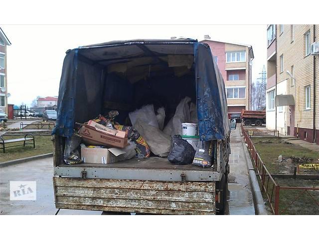 Вывезем мусор и другие строительные отходы без проблем и простоев- объявление о продаже  в Харькове