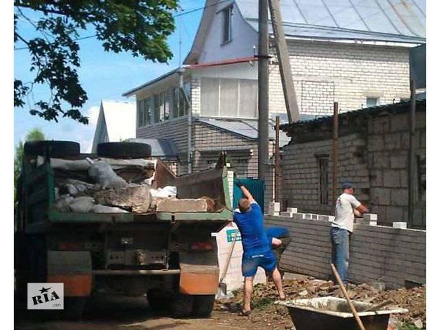 Вывоз мусора, хлама, грунта, старой мебели, с нашей погрузкой или без- объявление о продаже  в Харькове