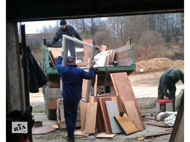 продам Вывоз мусора самосвалами Камаз, Зил бу в Харькове