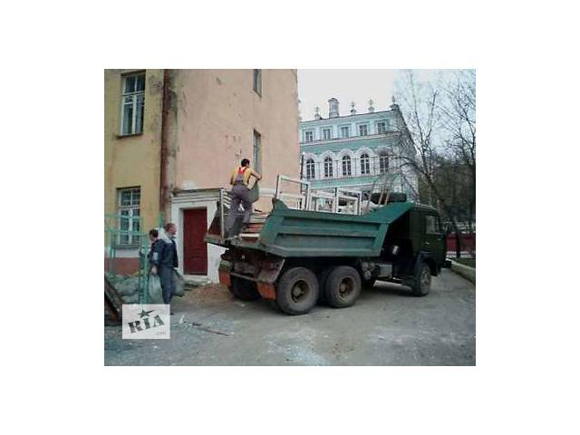 бу Вывоз строй мусора Камаз, Зил, Газель Харьков в Харькове