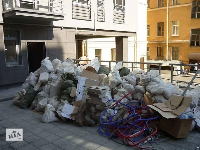 продам Вывоз строительного мусора Паритет-Украина бу в Киевской области