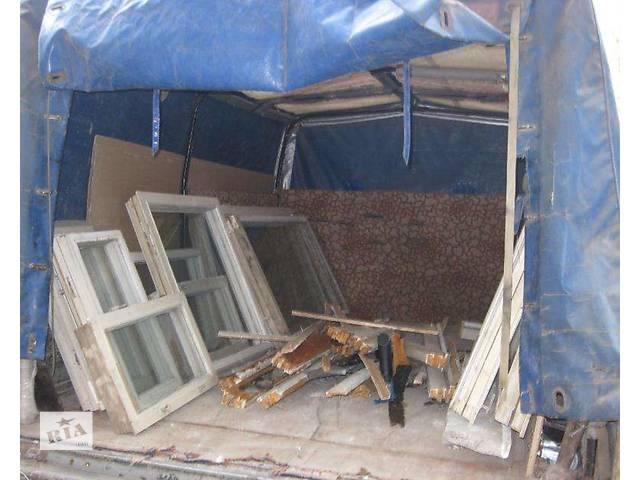 продам Вывоз строительного мусора и других отходов бу  в Украине