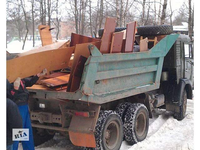 Вывозим строительный мусор в Одессе- объявление о продаже  в Одессе