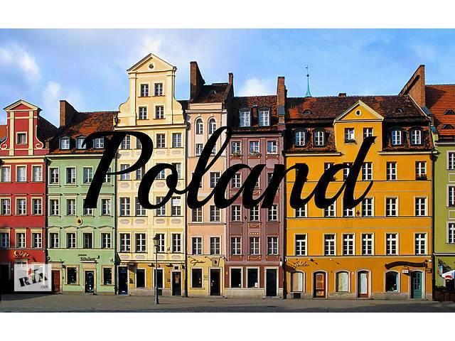бу Визы! Мультивизы! Польша, США, Азия, 39 стран!  в Украине