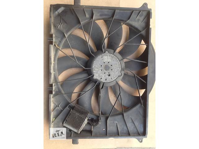 купить бу w220 Диффузор радиаторов с вентилятором  в Одессе