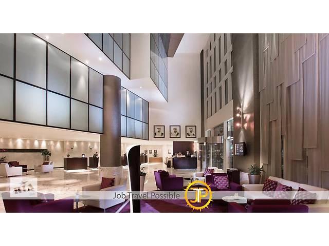Waitress в Grand Millennium Al Wahda Hotel 5* (Abu Dhabi, UAE)- объявление о продаже   в Украине