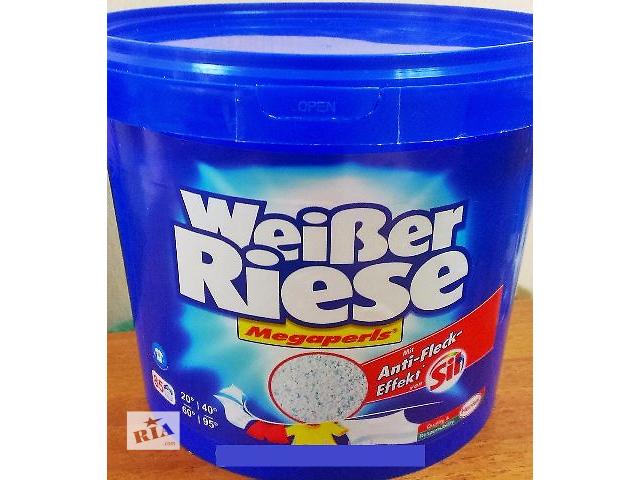 продам Оптом порошок с Германии  WeiBer Riese Universal 5.1кг/85ст бу в Ужгороде