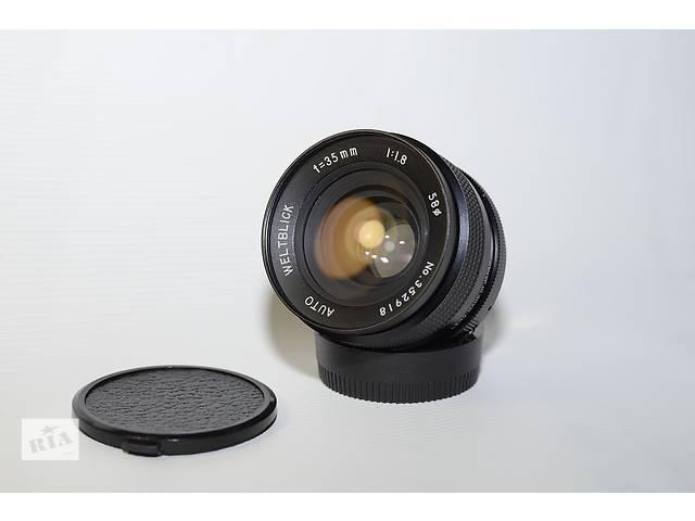 weltblick 35mm 1.8 nikon - объявление о продаже  в Дрогобыче