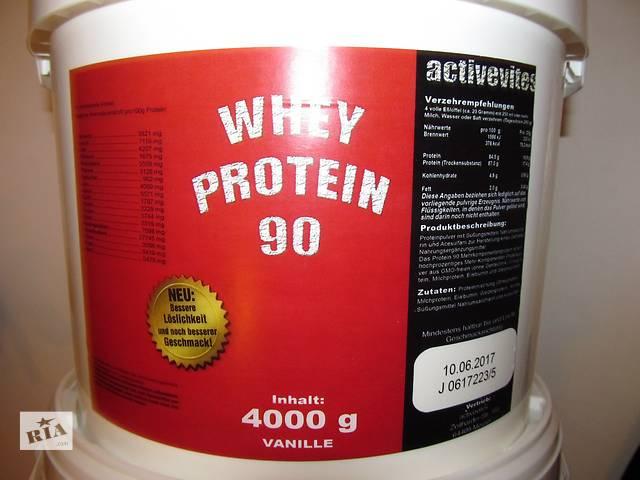 купить бу Whey Protein 90% белка от Activevites в Киеве