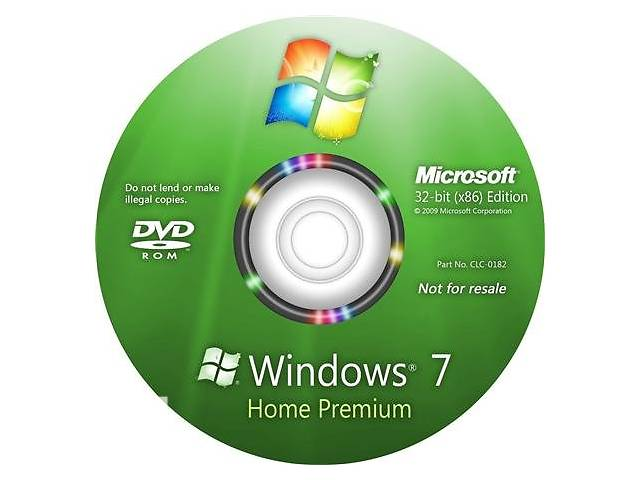 Windows 7 Professional Final x86/х64 Russian + Windows 7 Drivers x32/x64