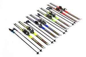 Новые Беговые лыжи