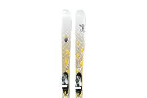 б/у Горные лыжи