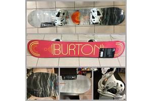 Новые Сноуборды Burton