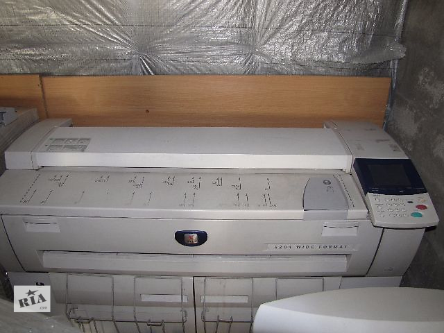 продам Xerox 6204 - Широкоформатная инженерная система бу в Днепре (Днепропетровск)