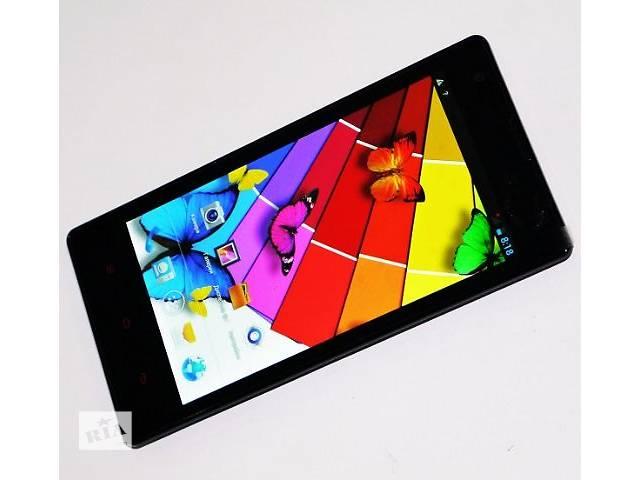 купить бу Xiaomi G2 копия 2SIM 3G Android 4.4 экран 4.5 дюйма HD 4 ядра 1 ГБ ОЗУ 8 мп GPS в Одессе