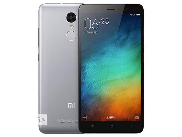бу Xiaomi Redmi Note 3 Pro Grey Новый + Подарок в Тернополе