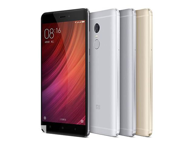 купить бу Xiaomi Redmi Note 4 3/64 GB в Киеве