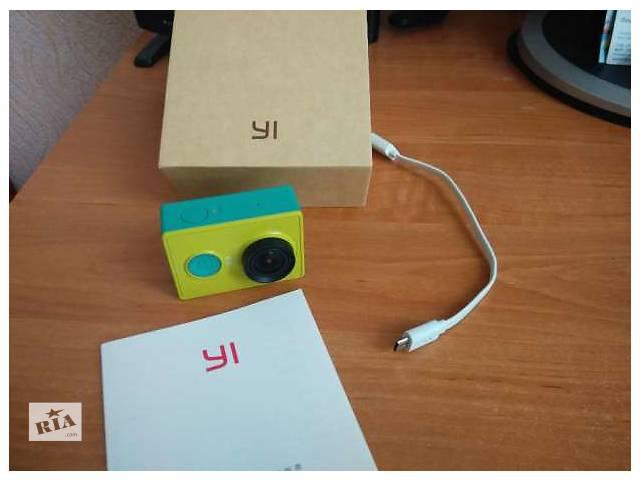 продам Xiaomi Yi action camera бу в Хмельницком