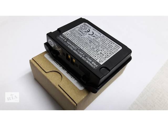 Yaesu FNB-80Li Аккумулятор оригинальный- объявление о продаже  в Львове