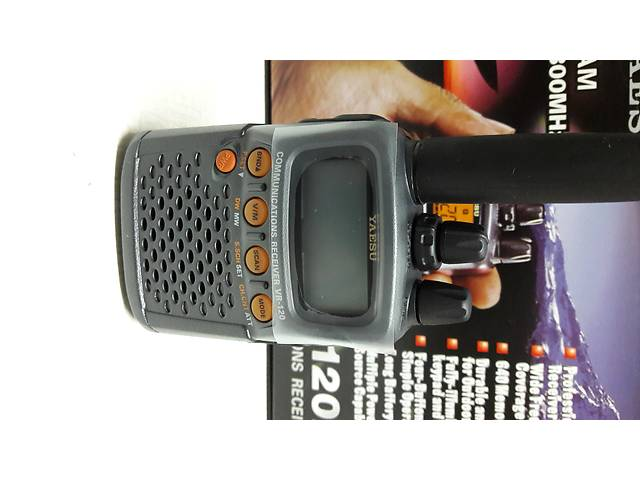 продам Yaesu VR-120 D, сканирующий приёмник бу в Львове