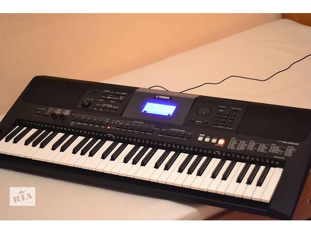 купить бу Yamaha PSR-E453 в Одессе
