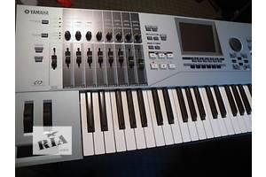 б/у Синтезаторы-рабочие станции Yamaha
