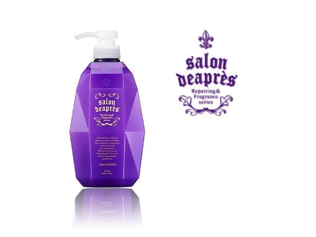 Японский бальзам-кондиционер для волос Salon Deapres 630 мл- объявление о продаже  в Киеве