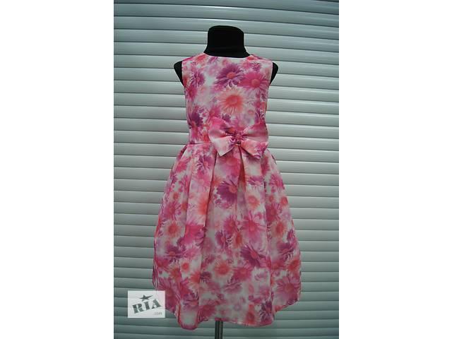 продам Яркое весеннее платье бу в Житомире